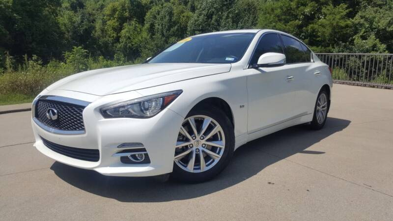 2016 Infiniti Q50 for sale at A & A IMPORTS OF TN in Madison TN