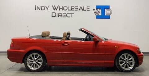 2004 BMW 3 Series for sale at Indy Wholesale Direct in Carmel IN