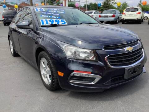 2016 Chevrolet Cruze Limited for sale at Active Auto Sales in Hatboro PA