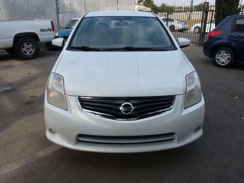 2012 Nissan Sentra for sale at Oceansky Auto in Los Angeles CA