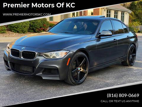 2013 BMW 3 Series for sale at Premier Motors of KC in Kansas City MO