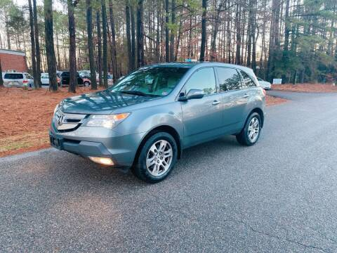 2009 Acura MDX for sale at H&C Auto in Oilville VA