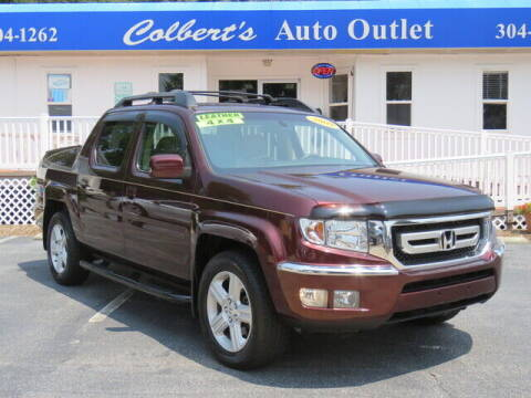 2009 Honda Ridgeline for sale at Colbert's Auto Outlet in Hickory NC