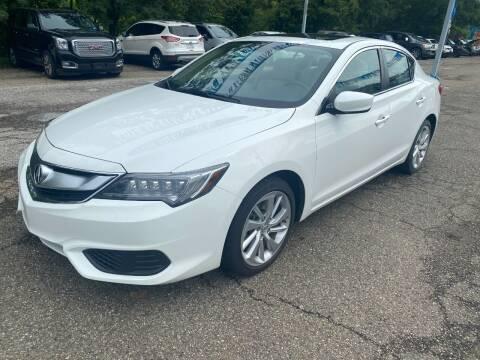2017 Acura ILX for sale at Matt Jones Preowned Auto in Wheeling WV