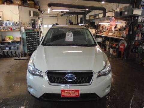 2013 Subaru XV Crosstrek for sale at Precision Valley Auto Sales in Springfield VT