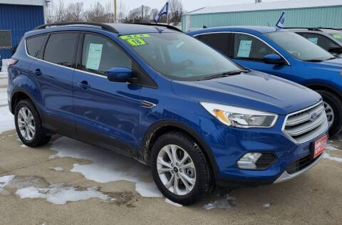2018 Ford Escape for sale at Union Auto in Union IA