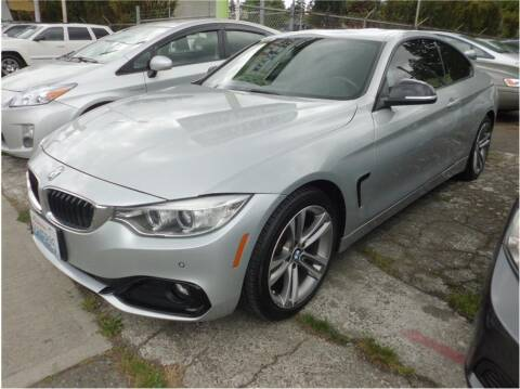 2014 BMW 4 Series for sale at Klean Carz in Seattle WA