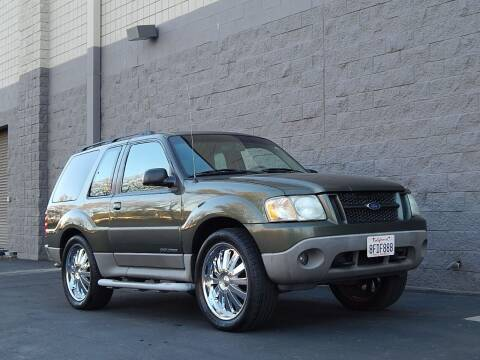 2002 Ford Explorer Sport for sale at Gilroy Motorsports in Gilroy CA