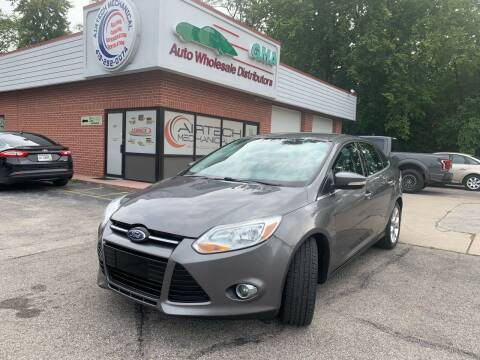 2012 Ford Focus for sale at GMA Automotive Wholesale in Toledo OH