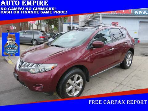 2010 Nissan Murano for sale at Auto Empire in Brooklyn NY