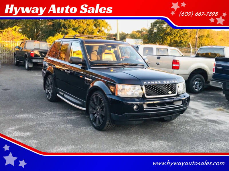 2006 Land Rover Range Rover Sport for sale at Hyway Auto Sales in Lumberton NJ