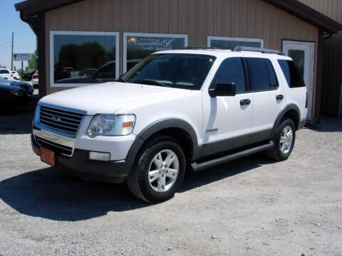 2006 Ford Explorer for sale at Greg Vallett Auto Sales in Steeleville IL