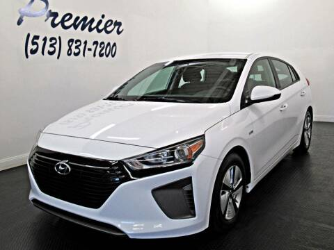 2018 Hyundai Ioniq Hybrid for sale at Premier Automotive Group in Milford OH