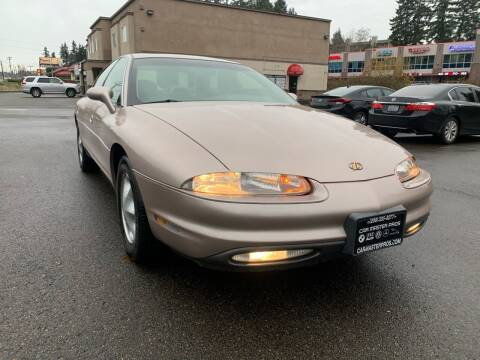 1995 Oldsmobile Aurora for sale at CAR MASTER PROS AUTO SALES in Lynnwood WA