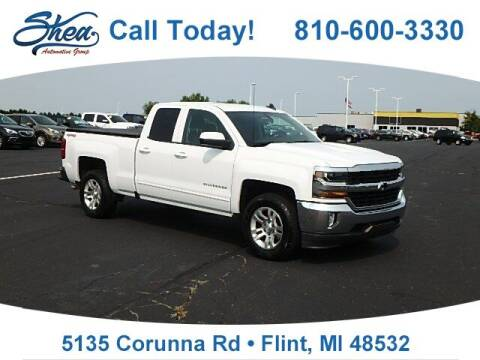 2017 Chevrolet Silverado 1500 for sale at Jamie Sells Cars 810 - Linden Location in Flint MI