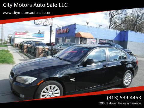 2009 BMW 3 Series for sale at City Motors Auto Sale LLC in Redford MI