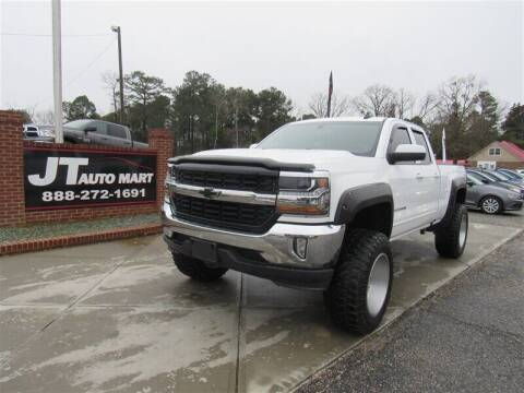 2016 Chevrolet Silverado 1500 for sale at J T Auto Group in Sanford NC