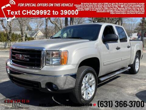 2008 GMC Sierra 1500 for sale at CERTIFIED HEADQUARTERS in St James NY