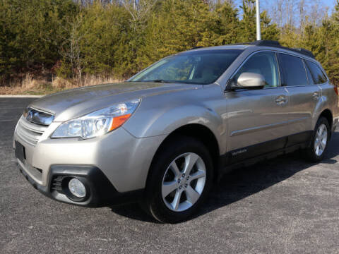 2014 Subaru Outback for sale at RUSTY WALLACE KIA OF KNOXVILLE in Knoxville TN