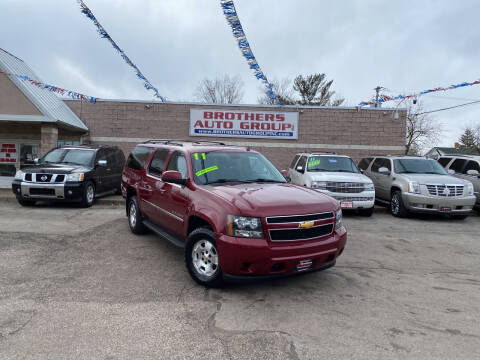 2011 Chevrolet Suburban for sale at Brothers Auto Group in Youngstown OH
