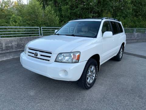 2005 Toyota Highlander for sale at Zipstar Auto Sales in Lynnwood WA