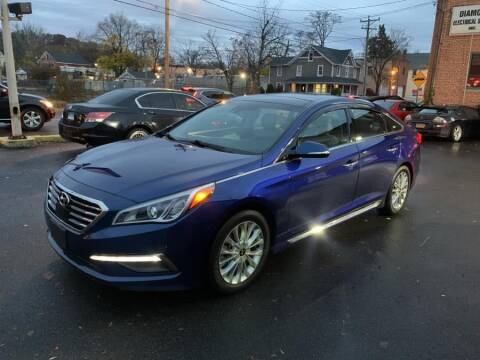 2015 Hyundai Sonata for sale at Car VIP Auto Sales in Danbury CT