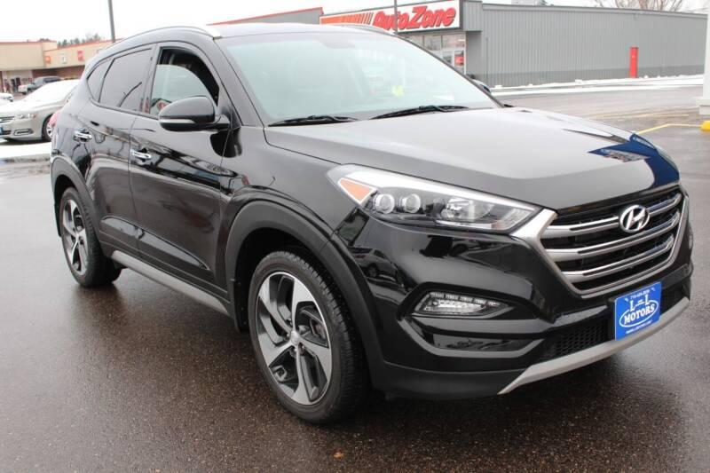 2017 Hyundai Tucson for sale at L & L MOTORS LLC - REGULAR INVENTORY in Wisconsin Rapids WI