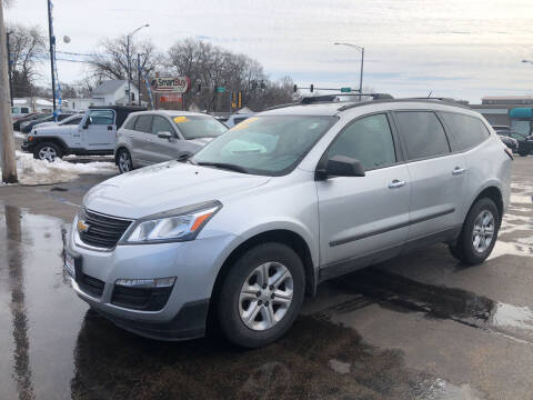 2014 Chevrolet Traverse for sale at Smart Buy Auto in Bradley IL