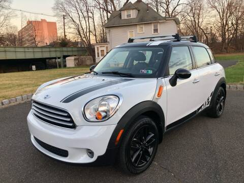 2011 MINI Cooper Countryman for sale at Mula Auto Group in Somerville NJ