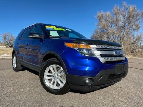 2013 Ford Explorer for sale at UNITED Automotive in Denver CO