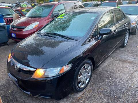 2010 Honda Civic for sale at 5 Stars Auto Service and Sales in Chicago IL