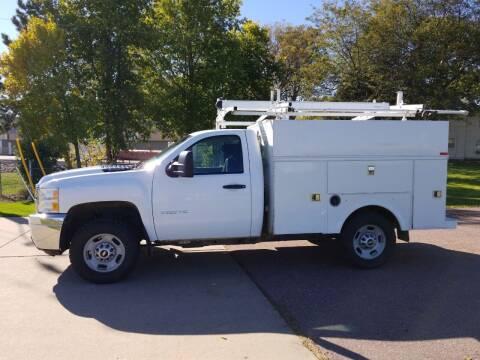 2014 Chevrolet Silverado 2500HD for sale at RLS Enterprises in Sioux Falls SD