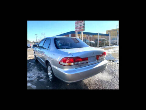2002 Honda Accord for sale at ELITE MOTOR CARS OF MIAMI in Miami FL