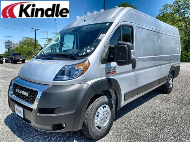 2021 RAM ProMaster Cargo for sale at Kindle Auto Plaza in Cape May Court House NJ