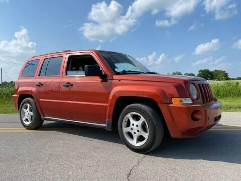 2009 Jeep Patriot for sale at ILUVCHEAPCARS.COM in Tulsa OK