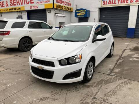 2015 Chevrolet Sonic for sale at US Auto Network in Staten Island NY