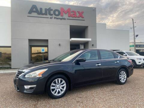 2014 Nissan Altima for sale at AutoMax of Memphis - Alex Vivas in Memphis TN