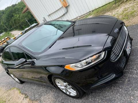 2013 Ford Fusion for sale at Gateway Auto Source in Imperial MO