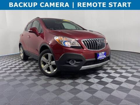 2015 Buick Encore for sale at GotJobNeedCar.com in Alliance OH