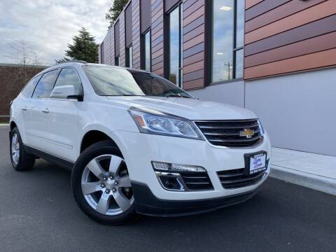 2014 Chevrolet Traverse for sale at DAILY DEALS AUTO SALES in Seattle WA