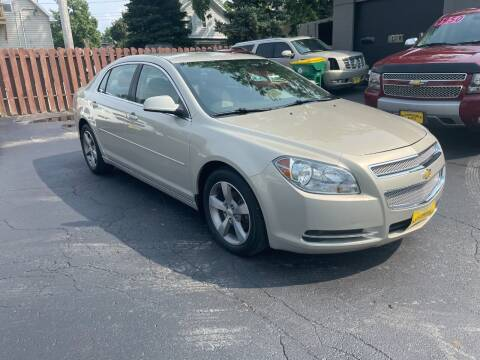 2011 Chevrolet Malibu for sale at AFFORDABLE AUTO, LLC in Green Bay WI