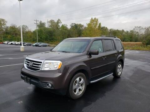 2012 Honda Pilot for sale at White's Honda Toyota of Lima in Lima OH