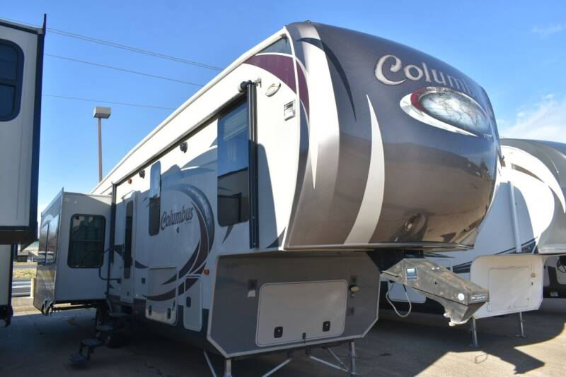2014 Forest River Columbus 365RL for sale at Buy Here Pay Here RV in Burleson TX