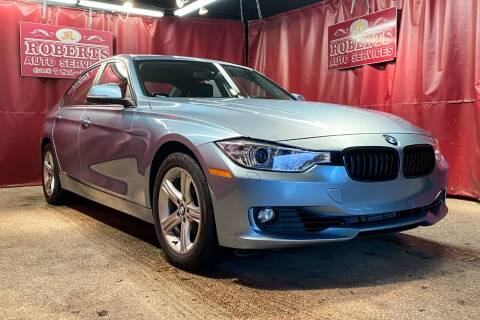 2015 BMW 3 Series for sale at Roberts Auto Services in Latham NY