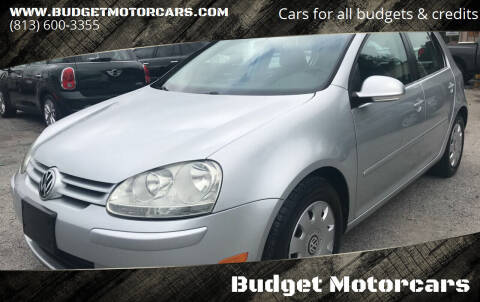 2008 Volkswagen Rabbit for sale at Budget Motorcars in Tampa FL