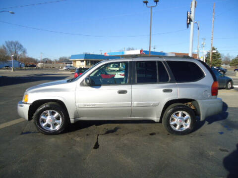2005 GMC Envoy for sale at Tom Cater Auto Sales in Toledo OH