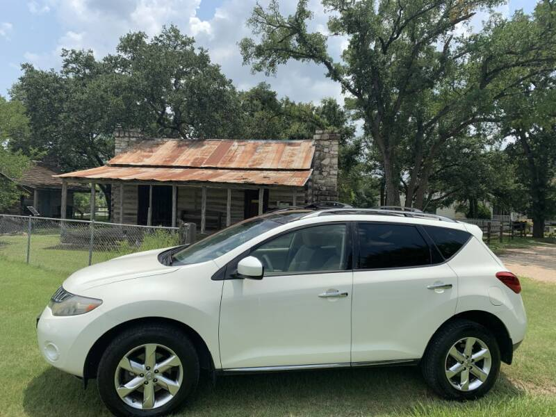 2010 Nissan Murano for sale at Village Motors Of Salado in Salado TX