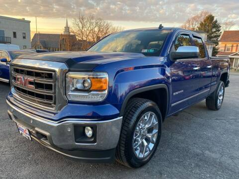 2014 GMC Sierra 1500 for sale at 1NCE DRIVEN in Easton PA