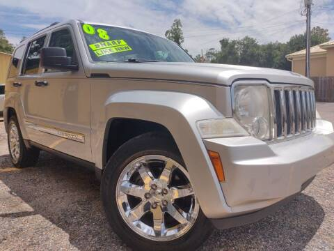 2008 Jeep Liberty for sale at The Auto Connect LLC in Ocean Springs MS