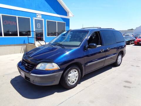 1999 Ford Windstar for sale at America Auto Inc in South Sioux City NE